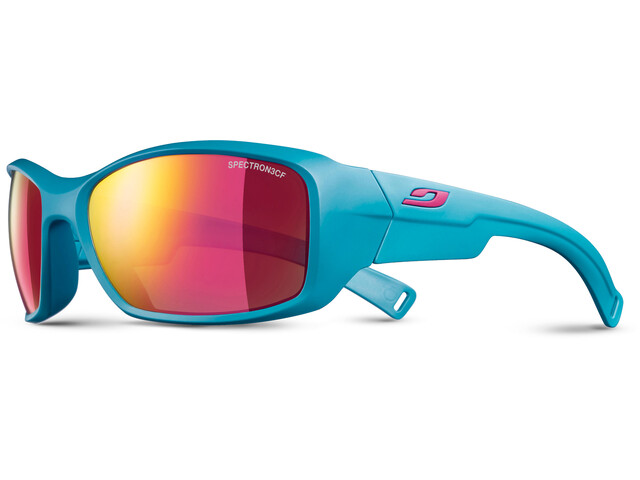 Julbo Rookie Spectron 3CF Sunglasses 8-12Y Kids emerald blue-multilayer pink